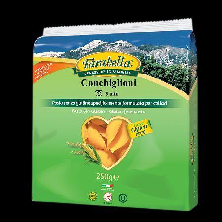 Donatantonio Ltd Farabella Conchiglioni 011349 Gluten/dairy/egg/GM free