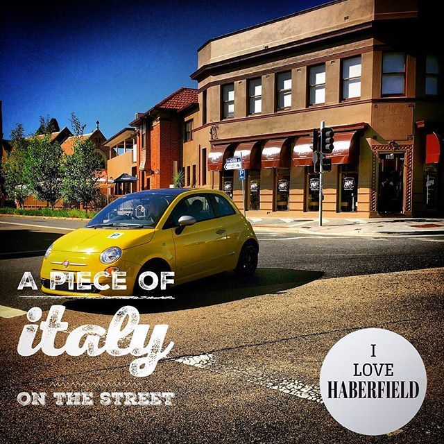 Branding for @ilovehaberfield Sydney campaign by @rajsurikarigar | ・・・ A Piece of #Italy on the street | Haberfield | photo courtesy @rajsuri of #Karigar Australia #fiat #HaberfieldFesta | #innerwestcouncil  #local #coffee  #smallbusiness #startup #design #marketing  #Food #festival #travel #hospitality  #RealEstate #Fashion #cars #Advertising #Innerwest  #lifestyle #photos #branding #videos #business #European #brand #italian #fitouts #equipment