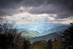Blue Ridge Mountains Prints - New Beginning Prints by Rob Travis