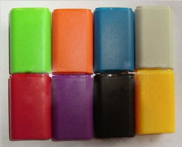 XBOX 360 Controller battery Case MIX color XBOX 360 Fat Accessories #xbox360