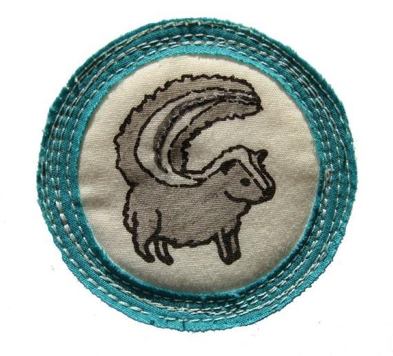 Merit Badge for 'being drunk as a skunk'