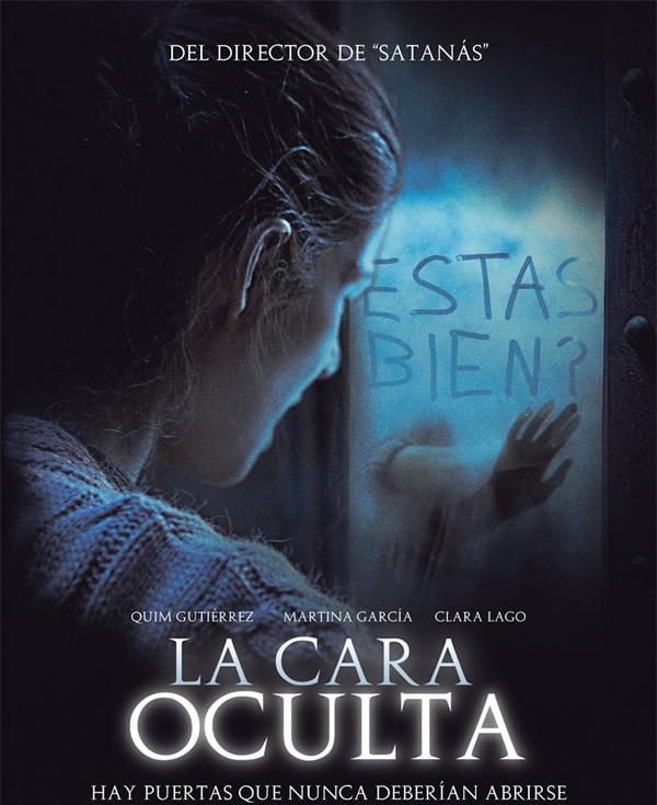 Blockbuster film from Spain. This one is a suspense drama. Don't expect action from this movie.
