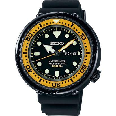 SEIKO プロスペックス PROSPEX MARINE MASTE 7C46 1000m飽和潜水 メンズ SBBN027 -靴とファッションの通販サイト ロコンド
