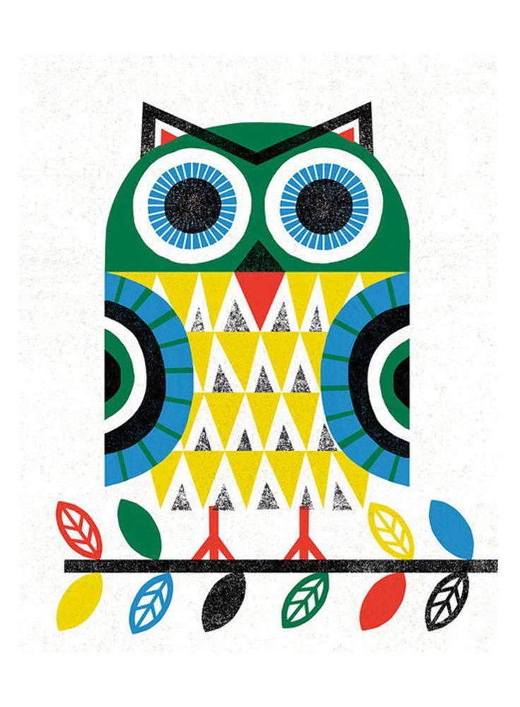 Folk Owl