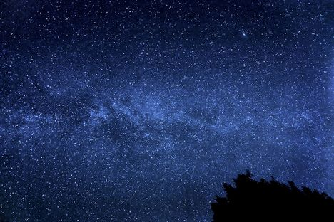 Michigan's Dark Sky Park...only nine others in the world