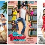 Recommended Movie, 25 Sep!!  Though last few weeks had seen one or two films release every weekend, this Friday there are as many as four films hitting the screens – Calendar Girls, Kis Kisko Pyaar Karoon, Bhaag Johnny and Timeout. Out of these, the more prominent ones are Calendar Girls and Kis Kisko Pyaar Karoon which are seeing the widest release.