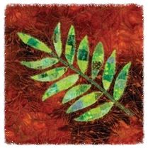 Fern Leaf Wall Hanging. This is a great creative class!