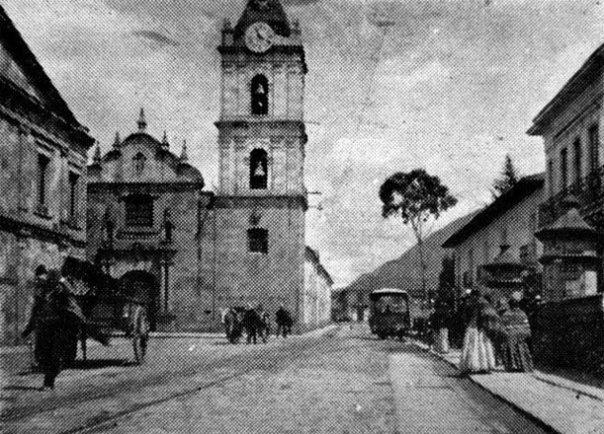 1902, Carrera 7a con Jiménez - Bogotá, Colombia