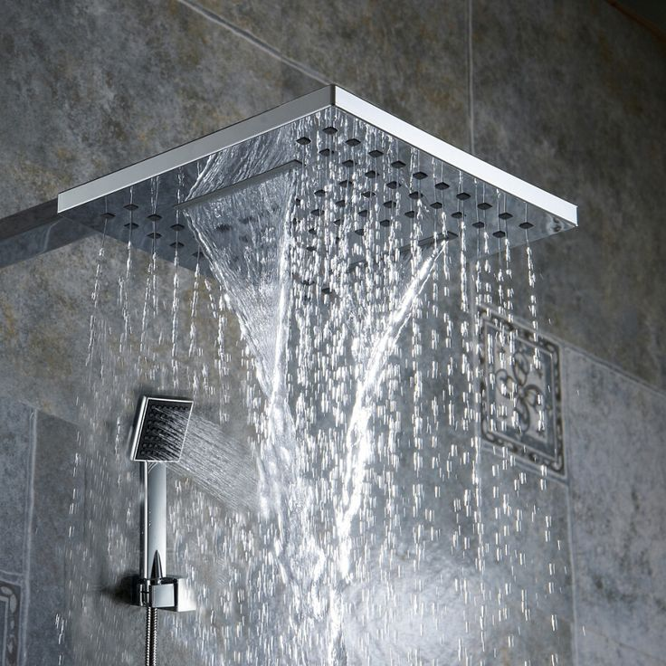 Best 25+ Shower nozzle ideas on Pinterest | Grey tile shower ...