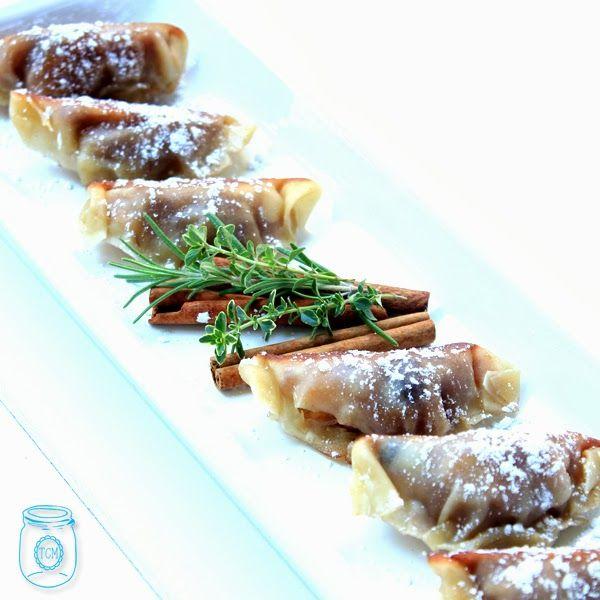 Apple Pie Potstickers - The Cottage Market