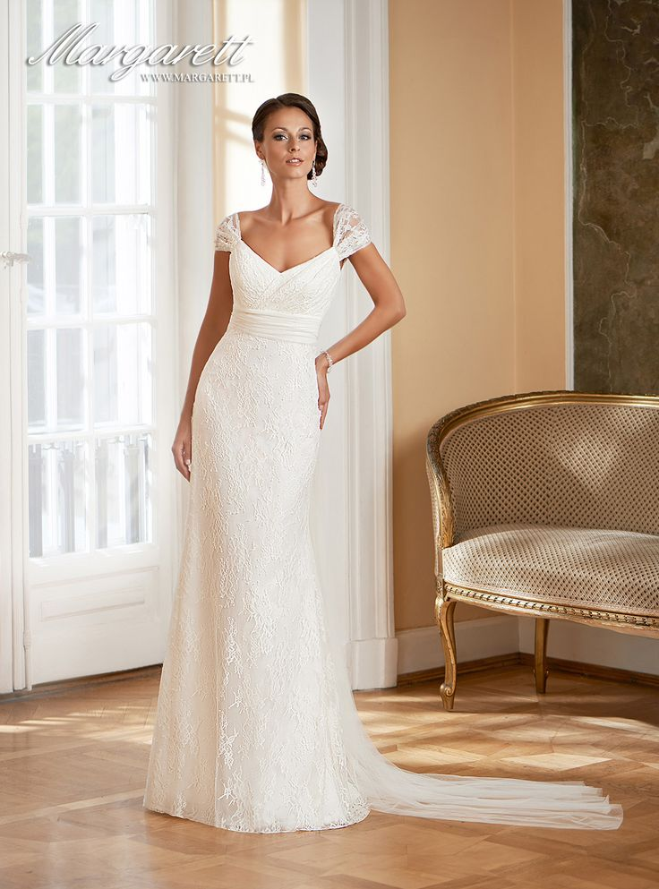 Suknia ślubna Margarett - Hilda