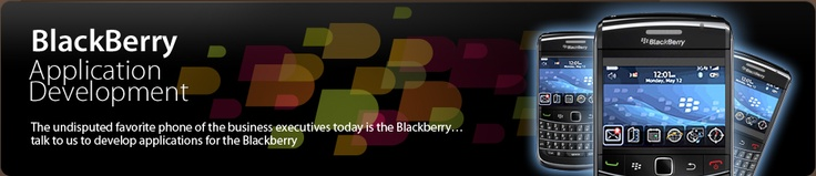 Get to know about Blackberry apps developer company