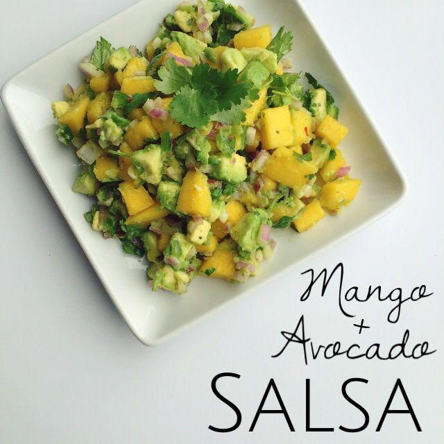 mango mango avocado salsa facts recipes food facts snack recipes salsa ...