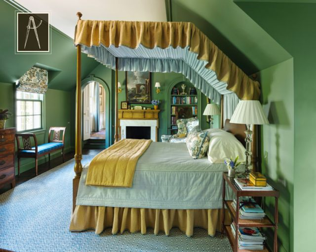 25 Chic And Serene Green Bedroom Ideas: 25+ Best Ideas About Green Bedrooms On Pinterest