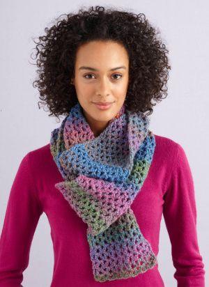 cute stitch: Shades, Blue Scarves, Crochet Scarves, Crochet Pattern, Blue Scarf, Scarf Patterns, Crochet Scarfs