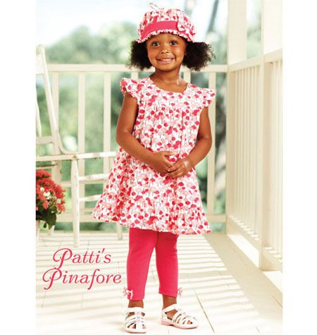 22 best Favorite Kwik Sew Patterns for LIttle Girls images by Celia ...