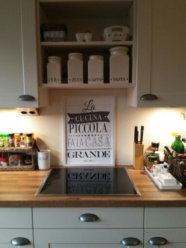 Meer dan 1000 idee n over italiaanse decoraties op pinterest italiaanse themafeesten - Keuken decoratie ideeen ...