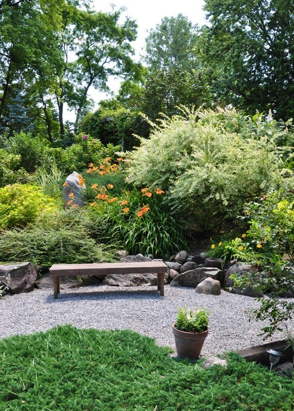 Three Dogs in a Garden: Garden Design Notes with a little Photo Wizardry
