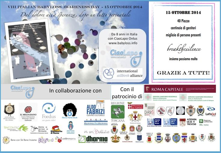 Italian BabyLoss Awareness Day 2014