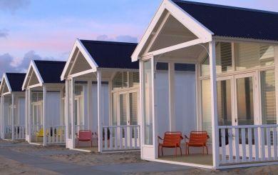 Kust Vakantie - Strandbungalows aan Zee Katwijk