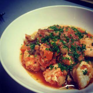 Monkfish Stew http://www.crapkitchen.com/2014/05/monkfish-stew.html