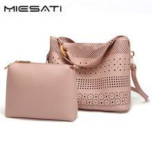 Miesati роскошные сумки женские сумки дизайнерские кошельки и сумки на ремне открытая женская сумка сумки для женщин 2017(China)