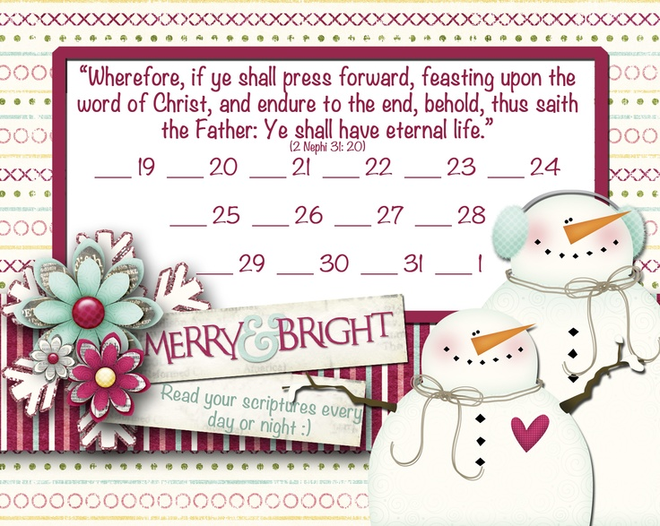 1000 Images About Feast On The Word: 1000+ Images About Young Women December Come Follow Me On