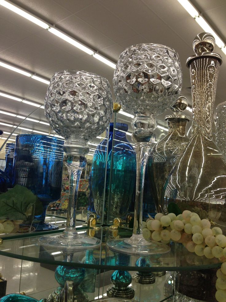 Ideas For Glass Vases