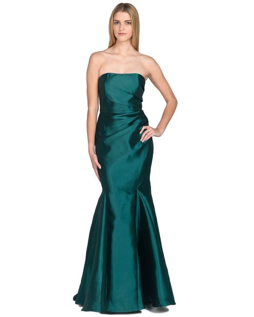 17  ideas about Mermaid Evening Gown on Pinterest - Gold formal ...