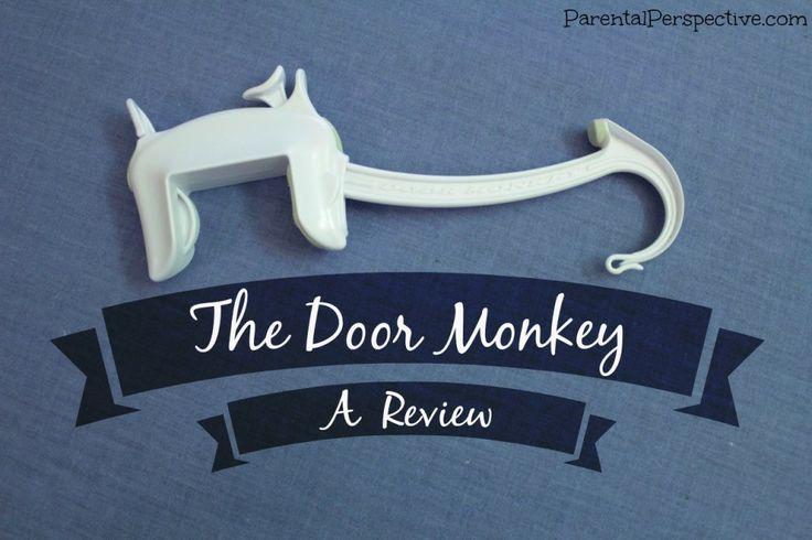 Door Monkey Childproof Door Lock and Pinch Guard | Mason | Pinterest | Door monkey and Monkey & Door Monkey Childproof Door Lock and Pinch Guard | Mason ... pezcame.com