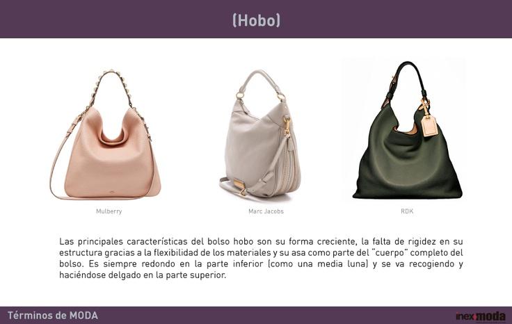Términos de Moda Inexmoda: bolsos