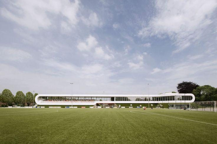 sports facility strijp - eindhoven - liag