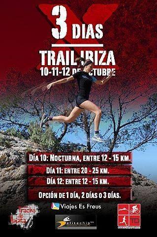 Plan #afterweekibiza: Trail en Ibiza.