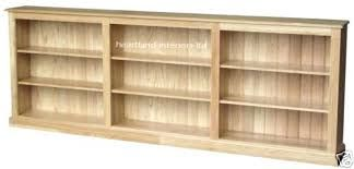 Image result for wide low painted bookcases
