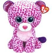 Ty Beanie Boos EXTRA LARGE - Glamour Pink Leopard Plush 26IN