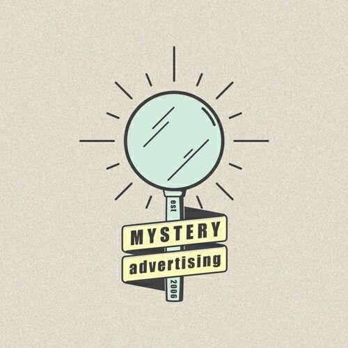 Logo for Mystery Advertising