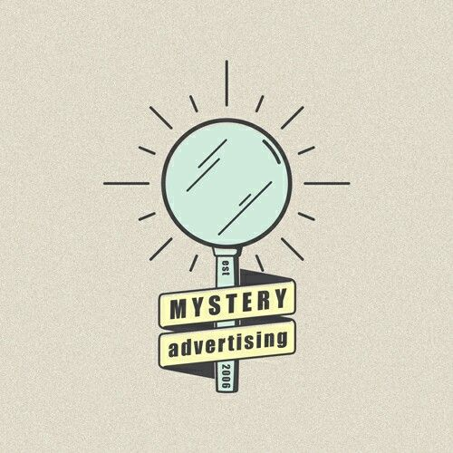 Logo for Mystery Advertising