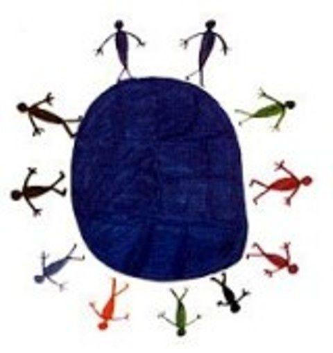 Arte Yanomami - O equilíbrio do mundo -