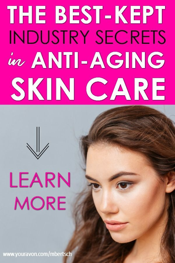 Avon Pores and skin Care Over 50