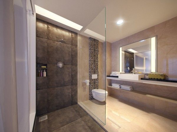 sumptuous design ideas bathroom vanities richmond hill. Bathroom Minimalist Floating Sink Also Lighted Vanity Mirror Idea  And Awesome Shower Room Without Door Design Three Luxury Bedroom Designs for 58 best Bathrooms images on Pinterest Master