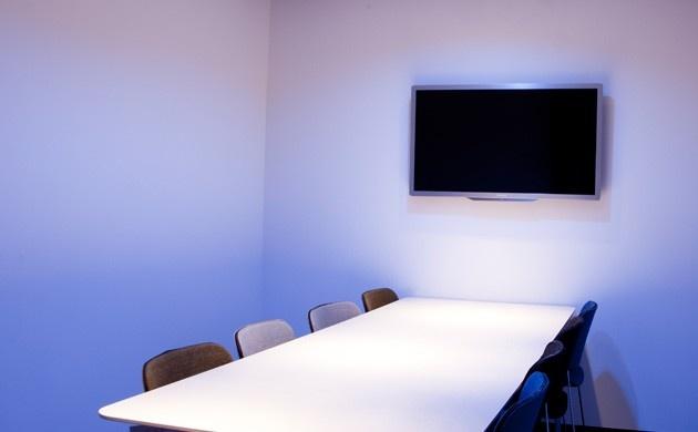 Meeting room Natrium at Light Meetings