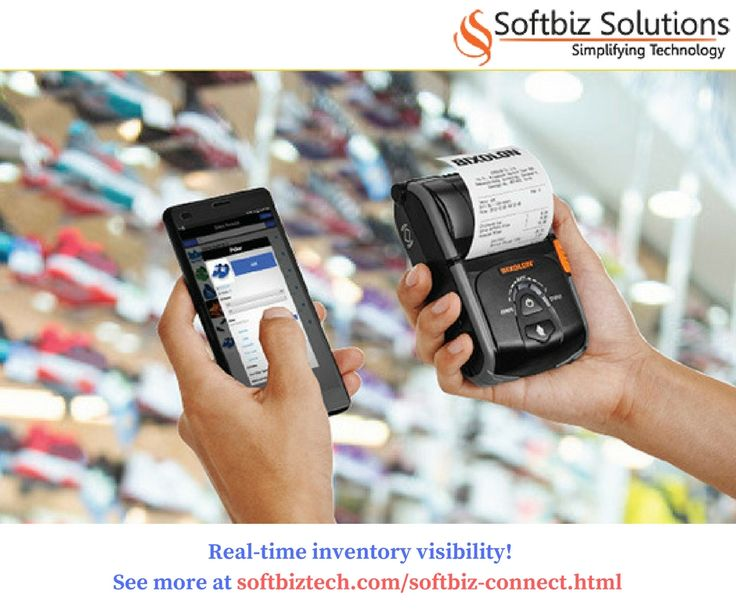 Check inventory in real time! Contact us at http://www.softbiztech.com/softbiz-connect.html