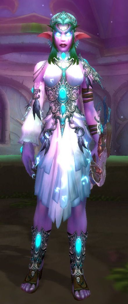Tyrande Whisperwind - WoWWiki - Your guide to the World of Warcraft