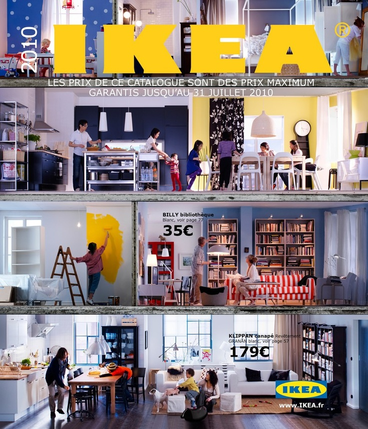 Ikea Catalogue En Ligne France #2: Catalogue #IKEA 2010