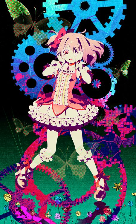tags: Madoka Magica, Madoka Kaname, magical girl, insanity, witch, grief seed, Mahou Shoujo Madoka Magica, Mahou Shojo Madoka Magica, Puella Magi Madoka Magica.
