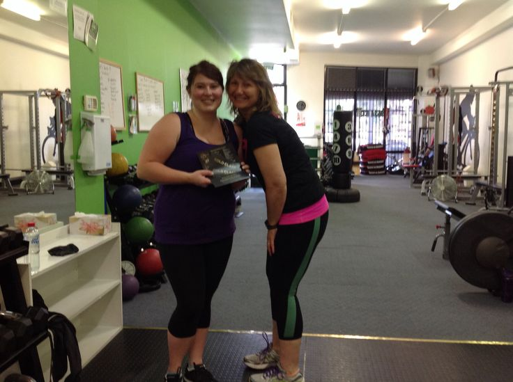 Two Gold Class tickets for our fabulous April! How did she get them? 50 likes for a status update and check in! Get on it girls! Check in to win! #tightenup #personaltrainerstkilda #health #fitness #active #strong #motivation #determination