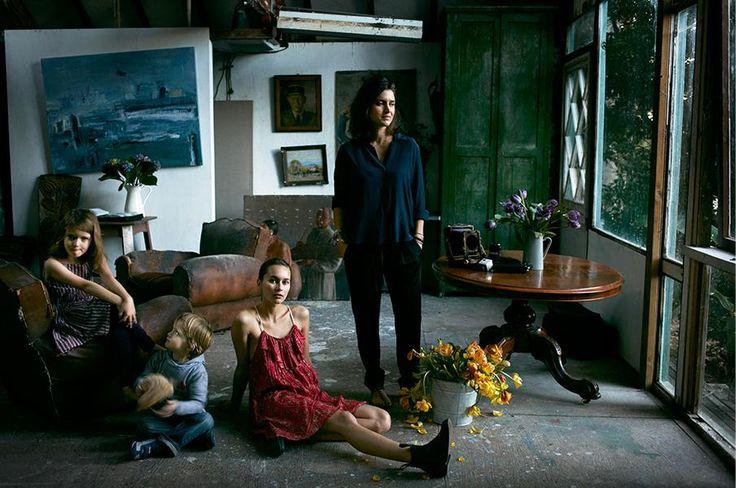 Art of Living : Moda Familia