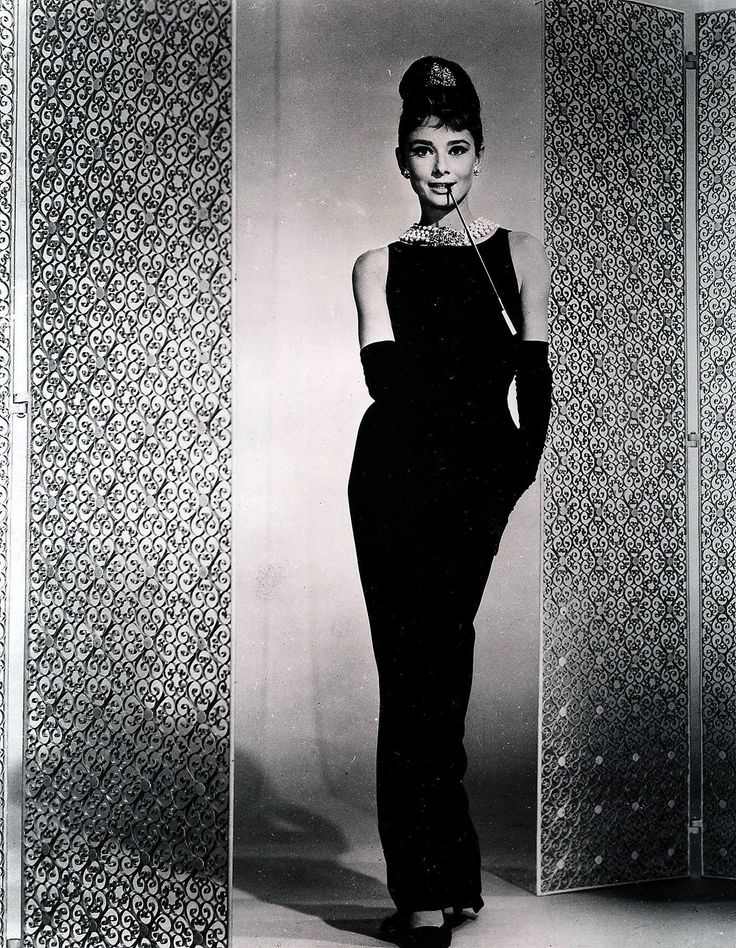 Audrey Hepburn's dress was designed especially for her. Hubert de Givenchy designed the famous black dress in 1961 for Audrey Hepburn's turn as Holly Golightly. After Hepburn's death in 1993, Givenchy donated the black satin gown to City of Joy Aid, & in 2006 the dress was auctioned off at Christie's for more than $900,000.