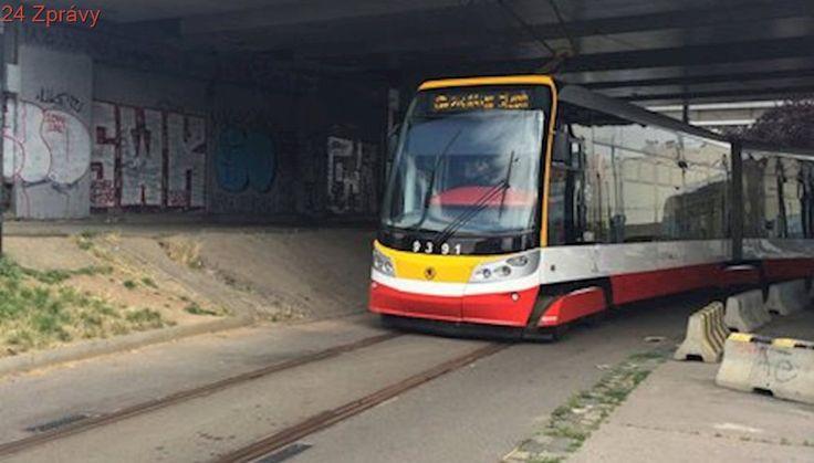 V Praze mají vzniknout dvě nové tramvajové tratě: Vedení s tím počítá v územním plánu