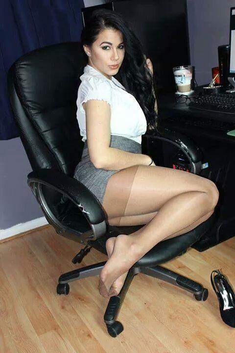 frie piger sexede strømper